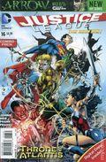 Justice League (2011) 16COMBO