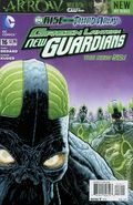Green Lantern New Guardians (2011) 16A