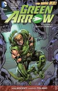 Green Arrow TPB (2012-2016 DC Comics The New 52) 2-1ST