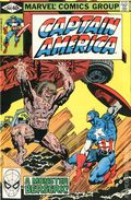 Captain America (1968 1st Series) 244