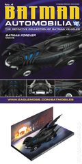 Batman Automobilia: The Definitive Collection of Batman Vehicles (2013- Eaglemoss) Figurine and Magazine #04