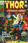 Thor (1962-1996 1st Series Journey Into Mystery) 187