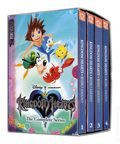 Kingdom Hearts GN (2005-2006 Tokyopop Digest) SET-01