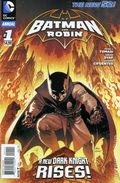 Batman and Robin (2011 2nd Series) Annual 1