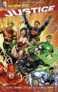Justice League TPB (2012 DC Comics The New 52) 1-1ST