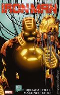 Iron Man TPB (2013 Marvel) By Joe Quesada 1-1ST