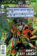 Teen Titans (2011 4th Series) 16A