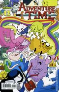 Adventure Time (2012 Kaboom) 12A