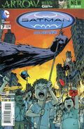 Batman Incorporated (2012 2nd Series DC) 7A