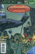 Batman Incorporated (2012 2nd Series DC) 7COMBO