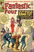 Fantastic Four (1961 1st Series) 19