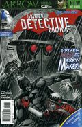 Detective Comics (2011 2nd Series) 17COMBO
