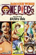 One Piece TPB (2009 East Blue 3-in-1 Volume) 5-1ST