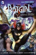 Batgirl HC (2012-2014 DC Comics The New 52) By Gail Simone 2-1ST