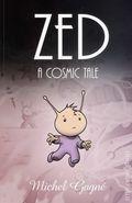 Zed A Cosmic Tale TPB (2012 Image) 1-1ST