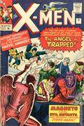 Uncanny X-Men (1963 1st Series) UK Edition 5UK