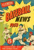Alemite Baseball News 1953 1953