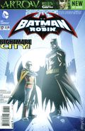 Batman and Robin (2011 2nd Series) 17