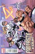 Fantastic Four (2012 4th Series) 4B