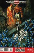 Fantastic Four (2012 4th Series) 4A