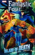 Fantastic Four Island of Death TPB (2013) 1-1ST