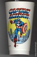 7-Eleven Marvel Super Heroes Collectible Cups (1975 Marvel) CAP-01