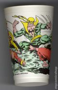 7-Eleven Marvel Super Heroes Collectible Cups (1975 Marvel) IRONFIST-01