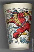 7-Eleven Marvel Super Heroes Collectible Cups (1975 Marvel) SHANGCHI