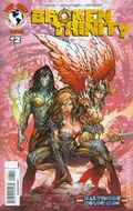 Broken Trinity (2008 Top Cow) 2BALTIMORE