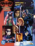 Batman and Robin Paper Doll Book SC (1997 Landoll's) 1-1ST