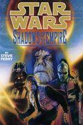 Star Wars Shadows of the Empire HC (1996 Bantam Novel) 1B-1ST