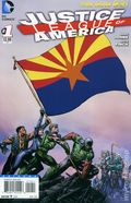 Justice League of America (2013 3rd Series) 1AZ