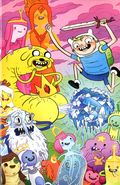 Adventure Time (2012 Kaboom) 13D