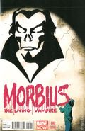 Morbius The Living Vampire (2013 2nd Series) 2B