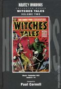 Harvey Horrors Collected Works: Witches Tales HC (2011 PS Artbooks) 2-1ST