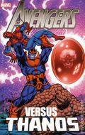 Avengers vs. Thanos TPB (2013 Marvel) 1-1ST