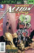 Action Comics (2011 2nd Series) 17A