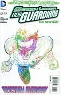 Green Lantern New Guardians (2011) 17A