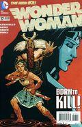 Wonder Woman (2011 4th Series) 17A