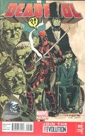 Deadpool (2012 3rd Series) 1F