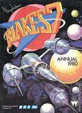 Blakes 7 Annual HC (1978-1980 World Distributors UK) 1980-1ST