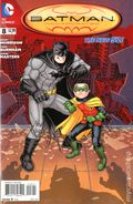 Batman Incorporated (2012 2nd Series DC) 8B
