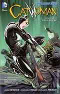 Catwoman TPB (2012 DC Comics The New 52) 2-1ST