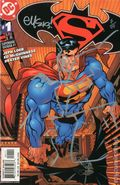 Superman Batman (2003) 1A-DF-SIGNED