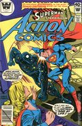 Action Comics (1978 Whitman) 502