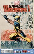 Savage Wolverine (2013) 1G