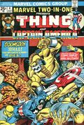 Marvel Two-in-One (1974 1st Series) 4
