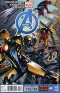Avengers (2012 5th Series) 3D
