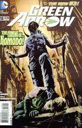 Green Arrow (2011 4th Series) 18A