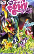 My Little Pony Friendship is Magic (2012 IDW) 4RI